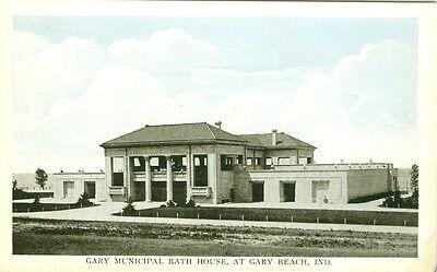 Gary Beach, IN The Municipal Bath House