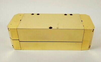 Used Yag Gold Laser Head Rod Cavity Reflector Housing