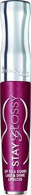 Rimmel Stay Glossy Lip Gloss 540 Timeless Allure