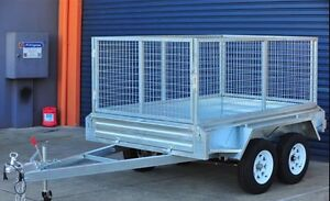 New dual axle trailer includes cage - Free delivery Darwin Region Preview
