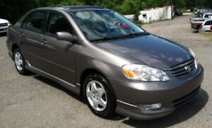 Toyota Corolla Ce 2003 ! ONLY 140.000km's VERY CLEAN !