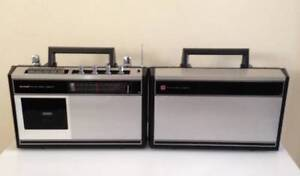 SHARP STEREO RADIO/TAPE PLAYER. RARE RS-433X VINTAGE ! Cottesloe Cottesloe Area Preview
