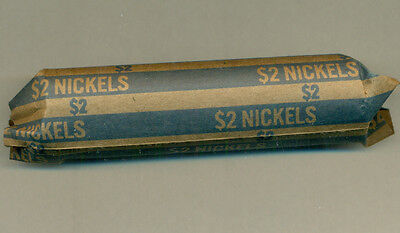 NICE ROLL OF CIRCULATED 1945 CANADA FIVE CENTS GREAT PRICE!