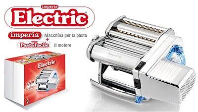 Imperia Eléctrico Máquina Pasta Eléctrico MOD.650 Laminadora de Masa Y Vespa