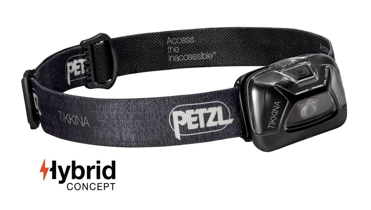 Petzl Tikkina Stirnlampe Modell 2018 150 Lumen versch. Farben