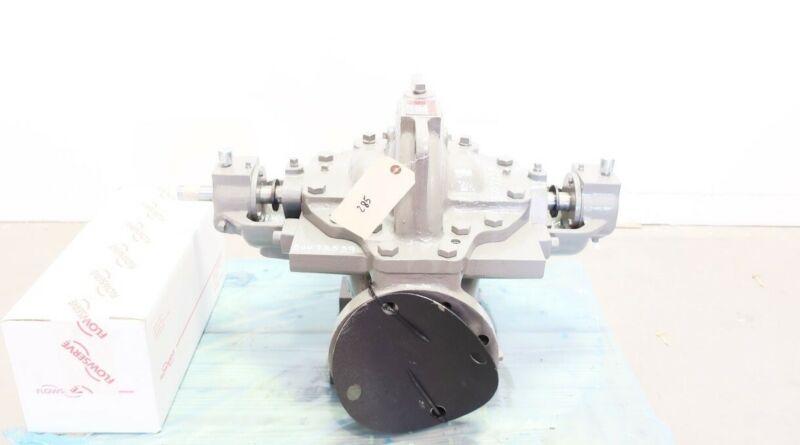 Flowserve 3LR-9A/7.75 SF 3x4 Split Case Iron Centrifugal Pump