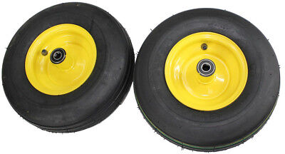 - 13x5.00-6 Tires & Wheels 4 Ply for Lawn & Garden Mower Turf Tires (Set of 2)
