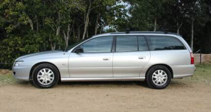 2005 Holden Commodore Wagon North Ipswich Ipswich City Preview