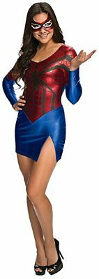 Erwachsene Damen Marvel Spider-Girl Man Superheld Party Kostüm Groß