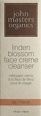 John Masters Organics Linden Blossom Face Creme Cleanser - 4 Oz / 118 mL