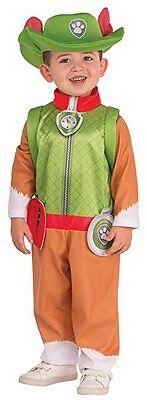 Rubies Paw Patrol Tracker Welpe Kind Jungen Halloween Kostüm 510300 ()