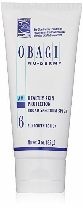 Obagi Nu-Derm Healthy Skin Protection SPF 35 3 oz 85 g. ON