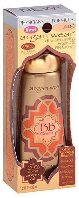 Physicians Formula Argan Wear Ultra-Nourishing BB Cream, Lig