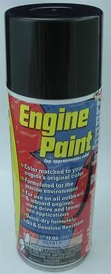 Moeller 025813 Yamaha Black Outboard Motor Paint 18449
