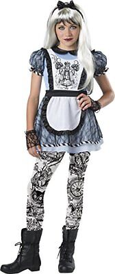 Incharacter Malice In Wonderland Alice Storybook Tween Halloween Costume 18094 - Malice In Wonderland Halloween Costumes