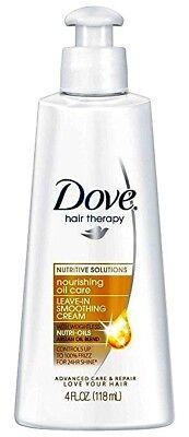 Dove Hair Therapy Nourishing Oil Care 4 oz. ()