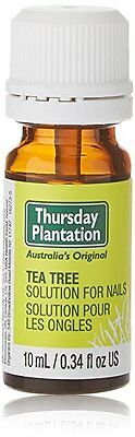 Nature's Plus Tea Tree Solution for Nails Nail Beds Mess Free Easy Application