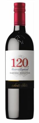 6x-SANTA-RITA-120-CABERNET-SAUVIGNON-075l-Wein-Rotwein-Chile