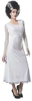 Rubies Bride Of Frankenstein Horror Adult Womens Halloween Costume 820882 - Female Frankenstein Halloween Costume