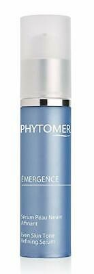 Phytomer Emergence Even Skin Tone Refining 1 oz (30ml)  New No Box (Tone Refiner)