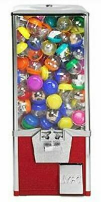 50 Cent .50 2 Capsule Toy Bulk Vending Machine 2 Inch Egg Superball Vendor