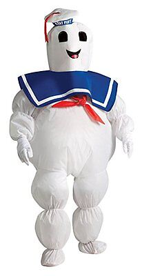 Rubies Ghostbusters Inflatable Puft Marshmallow Kids Halloween Costume - Kids Ghostbusters Halloween Costume