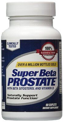 Vitality Super Beta Prostate Urinary Health 60 Caplets   Fast Shipping