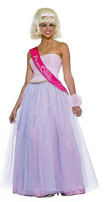 50's Prom Queen Adult Costume 50s Prom Queen