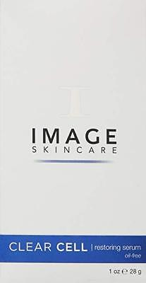 IMAGE Skincare Clear Cell Restoring Serum Oil Free - 1 oz / 28 g  EXP 12 / 2019