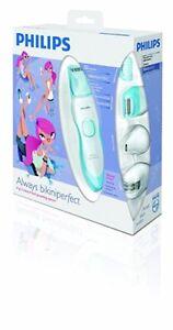 BNIB Philips Norelco HP6378 Bikini Perfect Deluxe Trimmer, Opal
