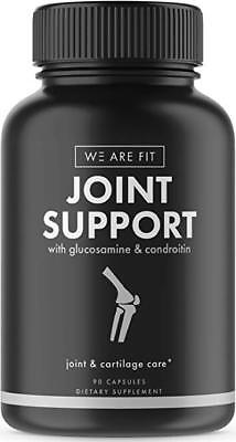 Glucosamine With Chondroitin Turmeric Msm Boswellia Joint Pain Relief Supplement