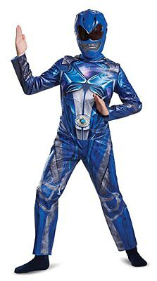 Disguise Blau Power Ranger Film Klassisch Kind Jungen Halloween Kostüm 18975