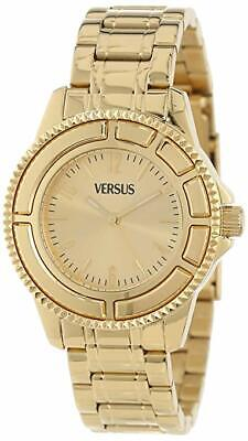 Versus by Versace SH7040013 Tokyo Gold Ion-Plated Stainless Steel Watch