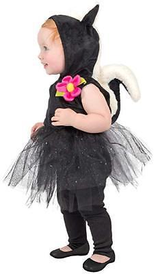 �ß Stinker Stinktier Tier Kleinkind Halloween Kostüm 61 (Princess Halloween-kostüme Kleinkind)