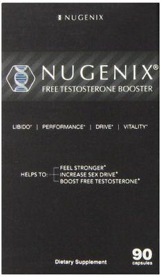 NUGENIX TESTOSTERONE BOOSTER
