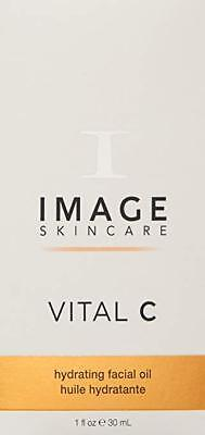 IMAGE Skincare Vital C Hydrating Facial Oil - 1 oz / 30 ml (Best By 12 / (Best Image Moisturizers)
