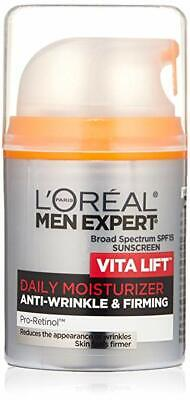 Anti-Wrinkle Anti Aging Cream For Men Daily Moisturizer Loreal Face Night (Loreal Night Moisturizer)