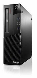 Wireless Lenovo ThinkCentre M93p Quad i7-4770 Business Desktop
