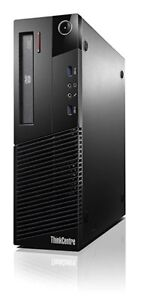 Lenovo ThinkCentre M93p Quad i7-4770 Win10 Pro Business Desktop