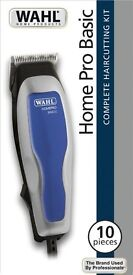 New Wahl Homepro Basic Mains Hair Clipper Set 9155-217