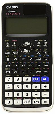 New Casio FX-991EX Engineering/Scientific Calculator