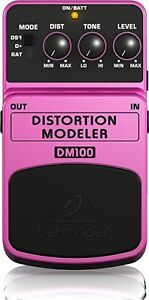 Distortion Modeling  Pedal
