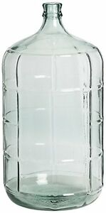 3- 23 liter  glass carboy for wine or beer making