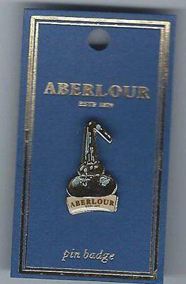 Aberlour Malt Whisky (ABERLOUR SCOTCH MALT WHISKY POT STILL LAPEL PIN / PIN BADGE)