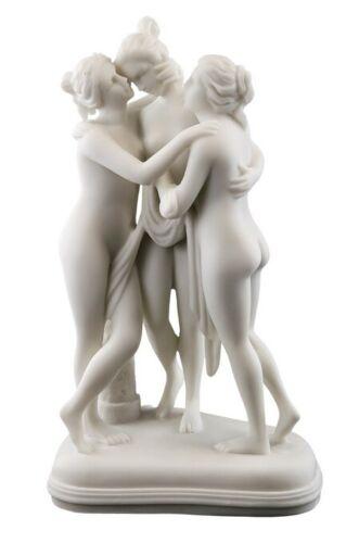 9.5 Inch Greek The Three Graces Statue Goddess