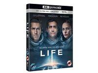 Ultra HD Blu Ray Movies Bundle or Singles
