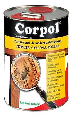Corpol Matacarcoma - Treatment Wood Antixilofagos - 5 Litres