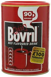 BOVRIL BEEF FLAVOUR DRINK 1 x 450g CATERING TUB GRANULES 90 SERVINGS