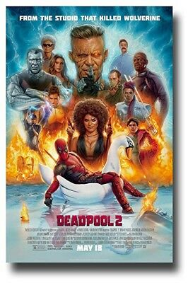 Deadpool 2 (4K UHD Blu-ray 2018)Theatrical ULTRA HD 1-DISC ONLY/NO CASE PRISTINE