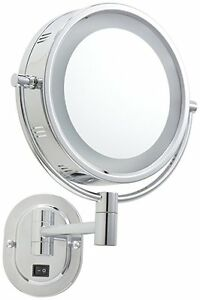 Halo Lighted Wall Mount Mirror **NEW**